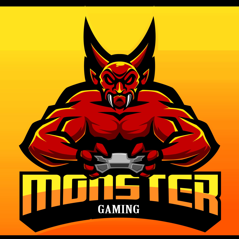 Monster-Gaming-Esports-Logo-PNG-Transparent