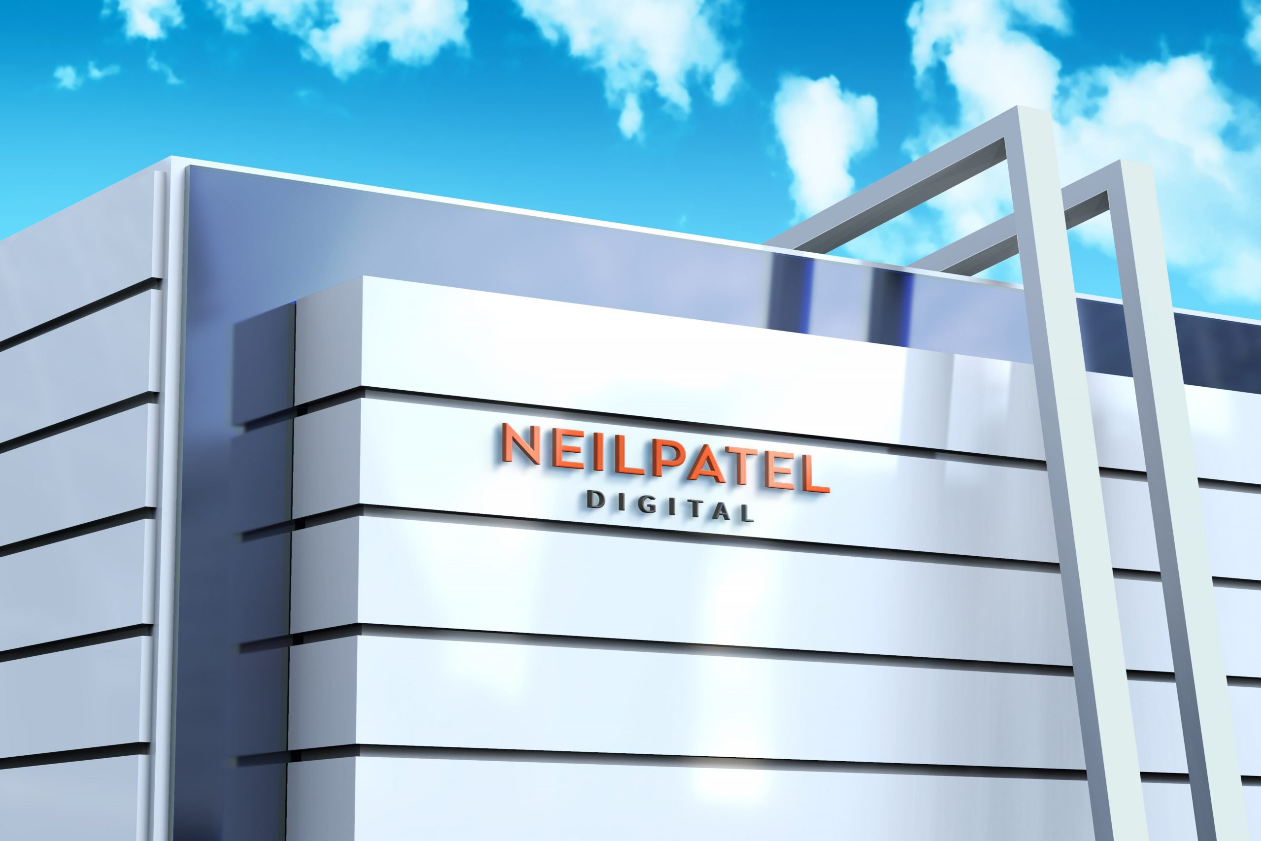 Neil-Patel-Digital-Logo-Example-on-Modern-Building-Architecture-Logo-Mockup