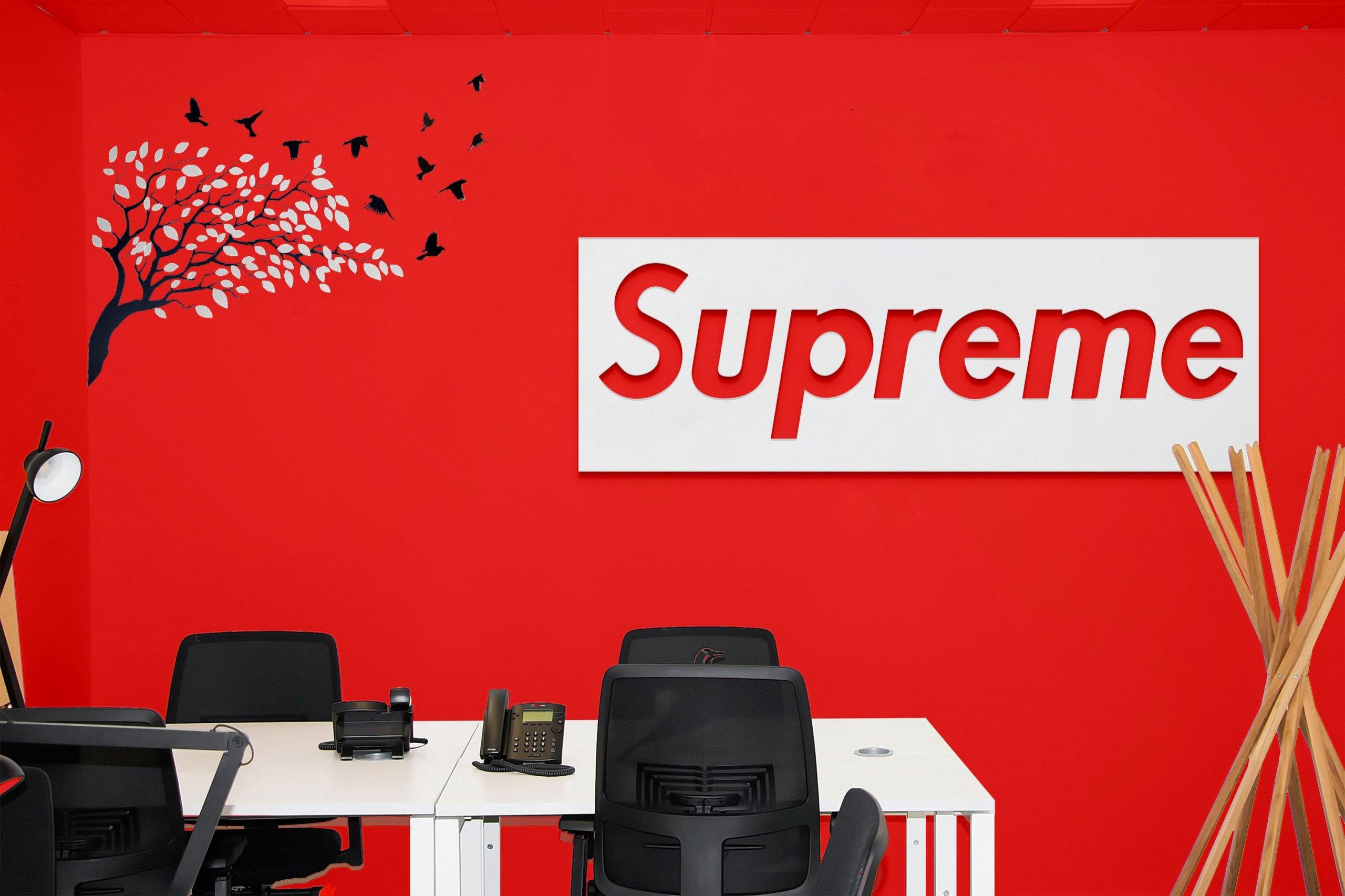 Office Room Mockup Supreme