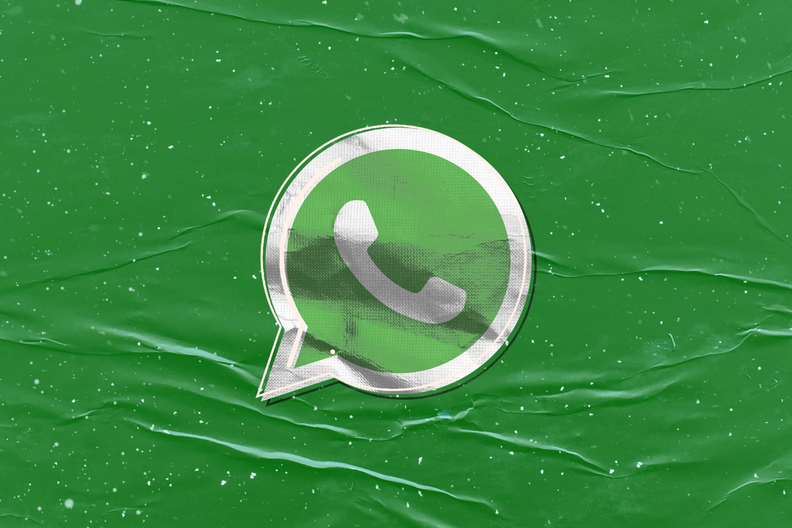 Retro Logo Mockup 2 Whatsapp