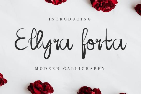 Ellyra-Forta-Font-Download
