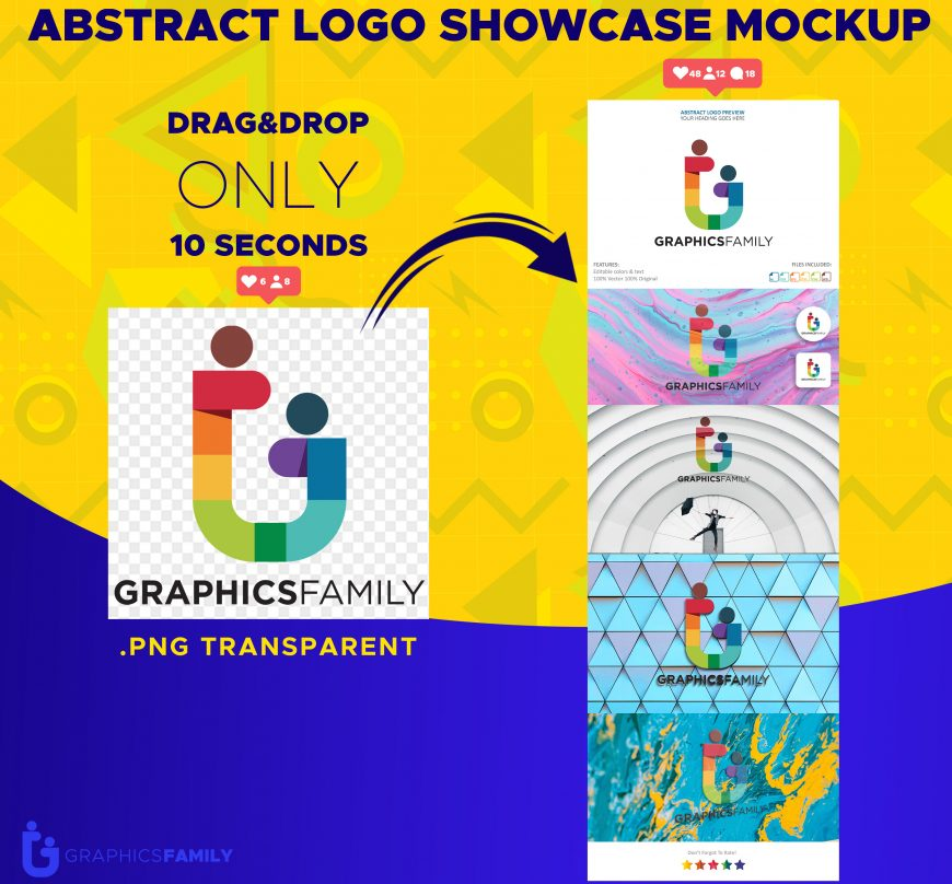 Free-Abstract-Logo-Showcase-Mockup-Download