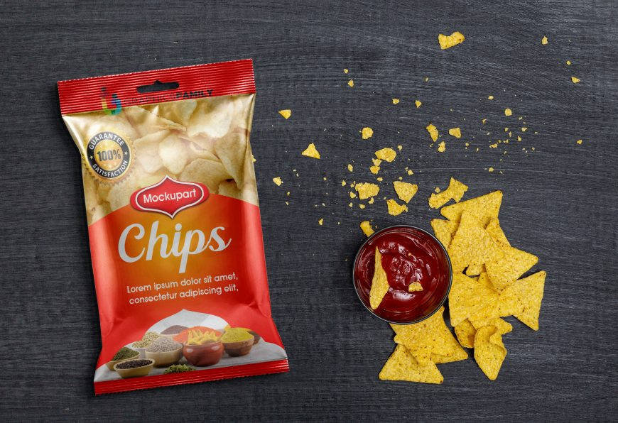 Free-Chips-Bag-Packaging-Mockup