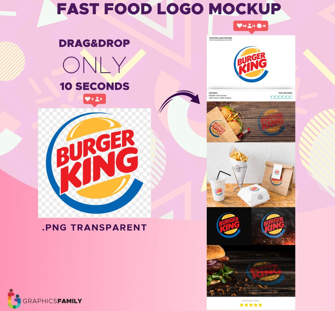Free-Fast-Food-Logo-Mockup-PSD