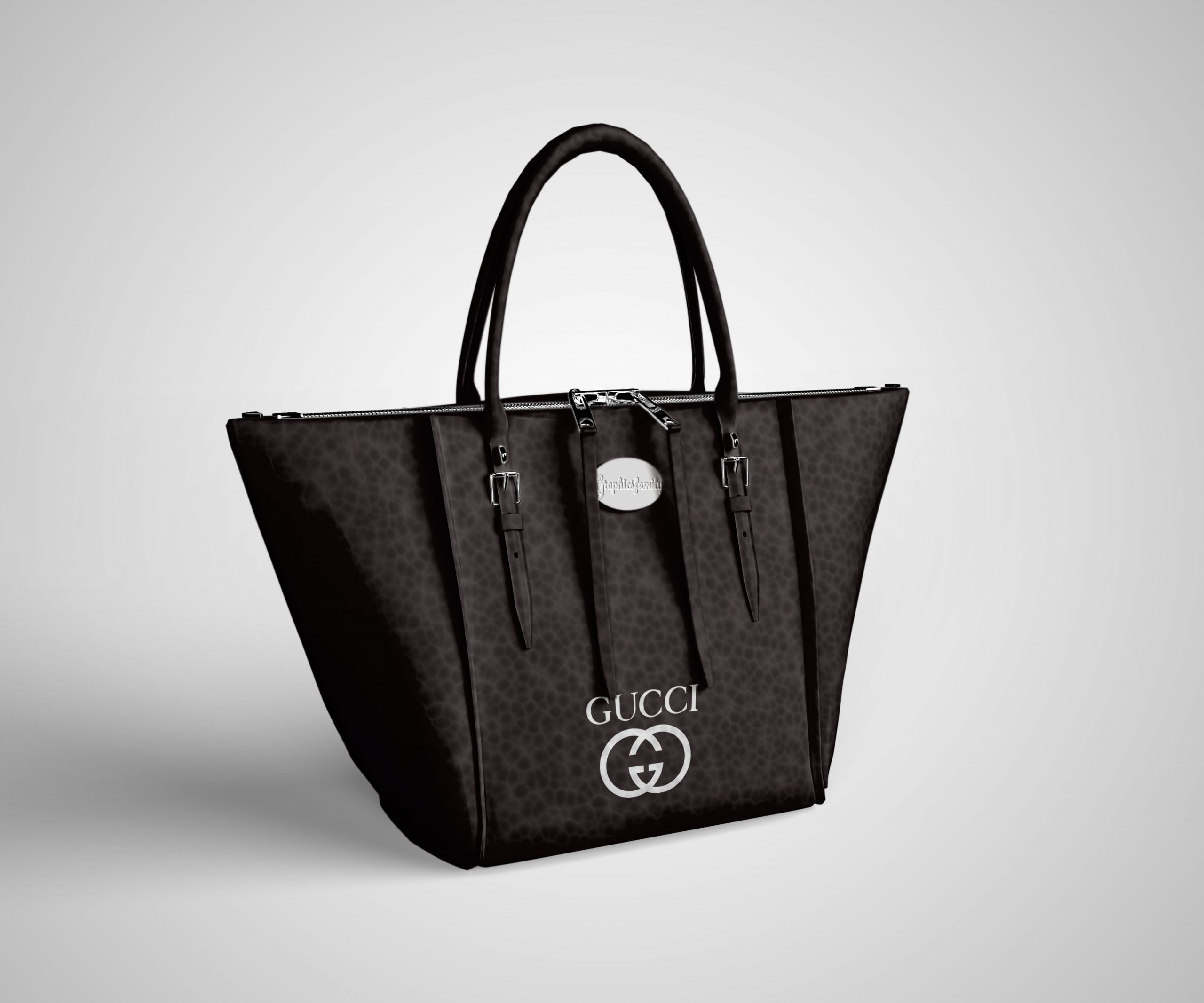 Free-GUCCI-Woman-Fashion-Bag-Mockup