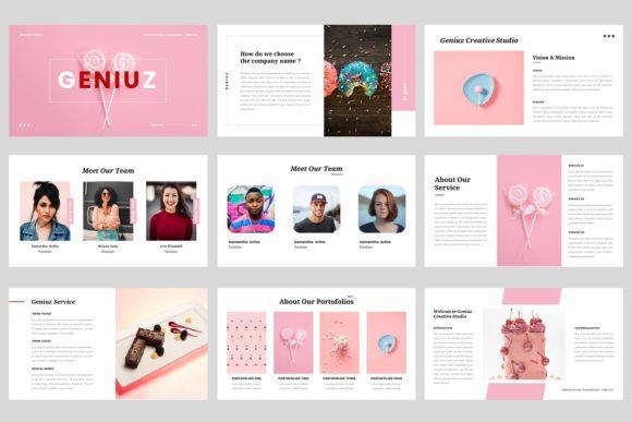 Free Geniuz-Creative-Presentation-Template