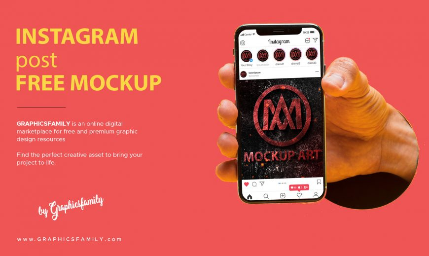 Free-Instagram-Post-Mockup-DOwnload