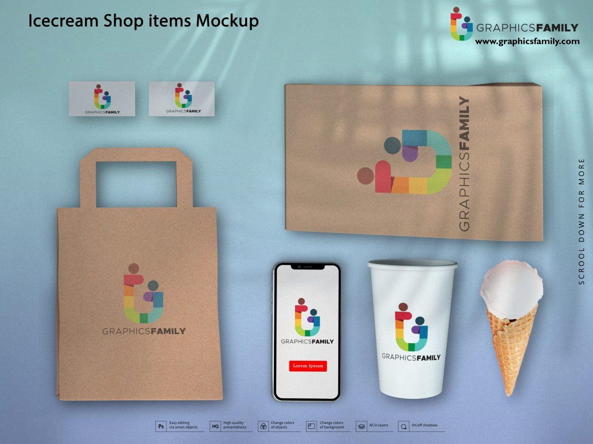 Icecream-Shop-Item-Mockup