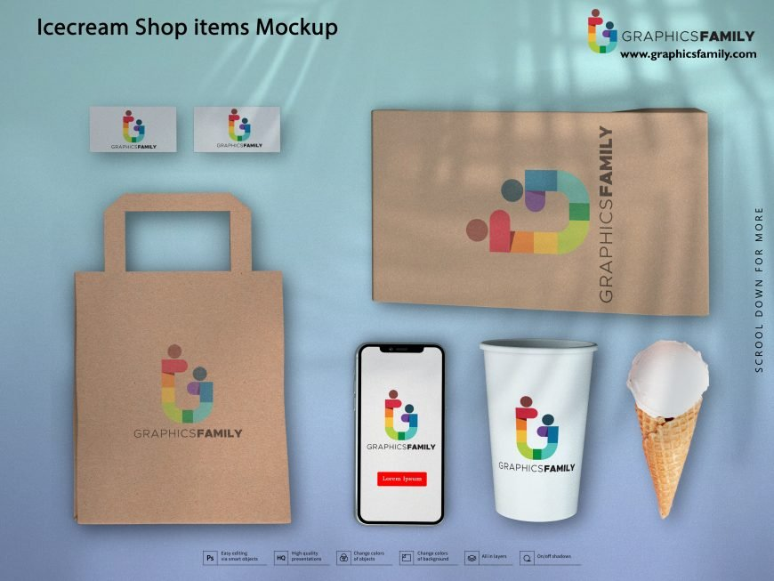 Icecream-Shop-Item-Mockup