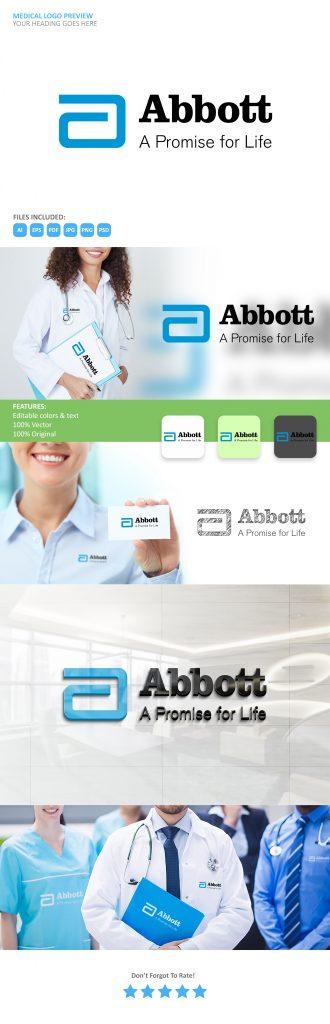 Medical Logo Thumbnail Generator by GraphicsFamily