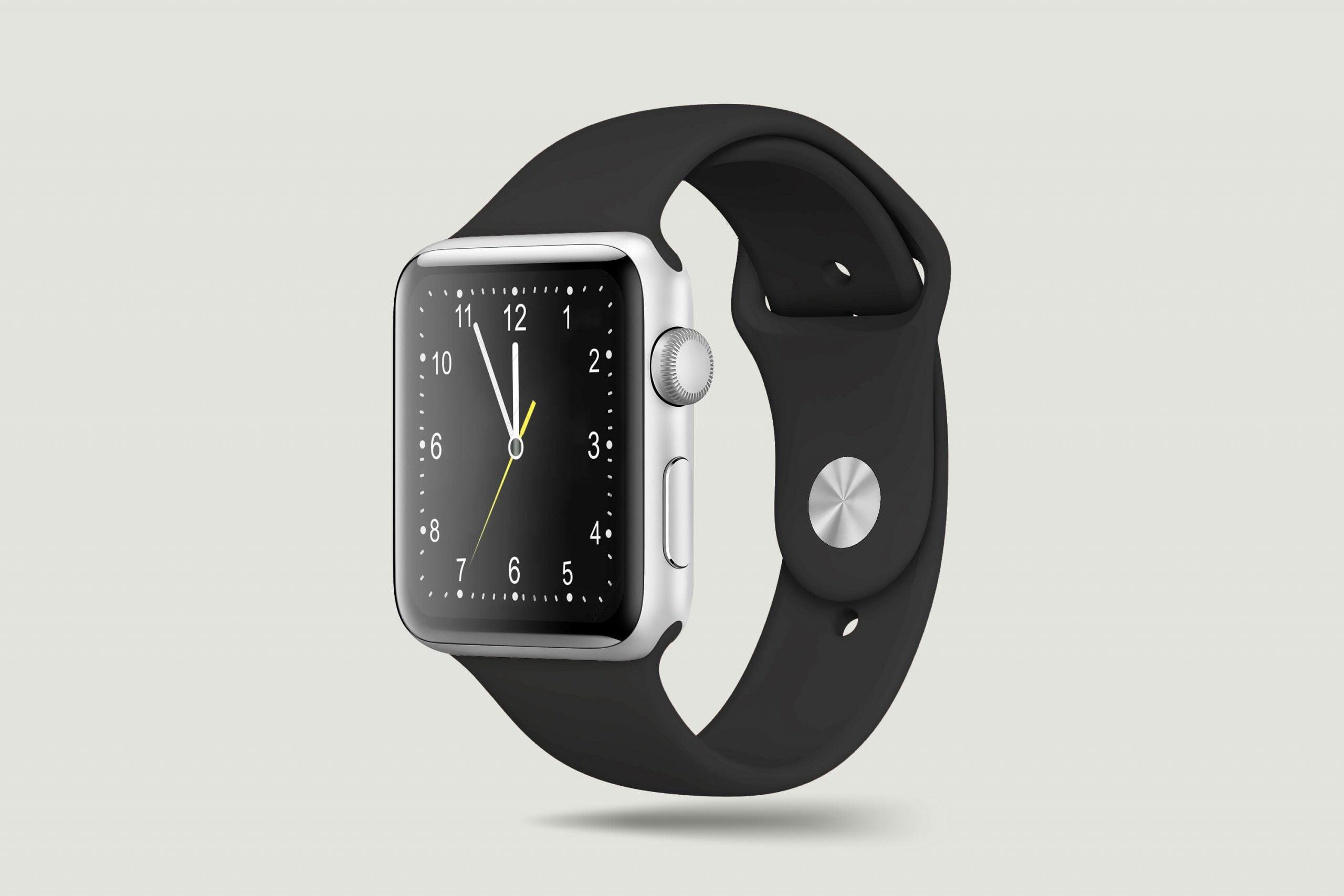 Smart Watch Mockup Design 4