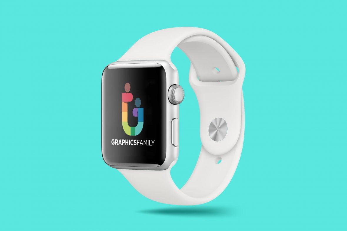 Smart Watch Mockup Design 6