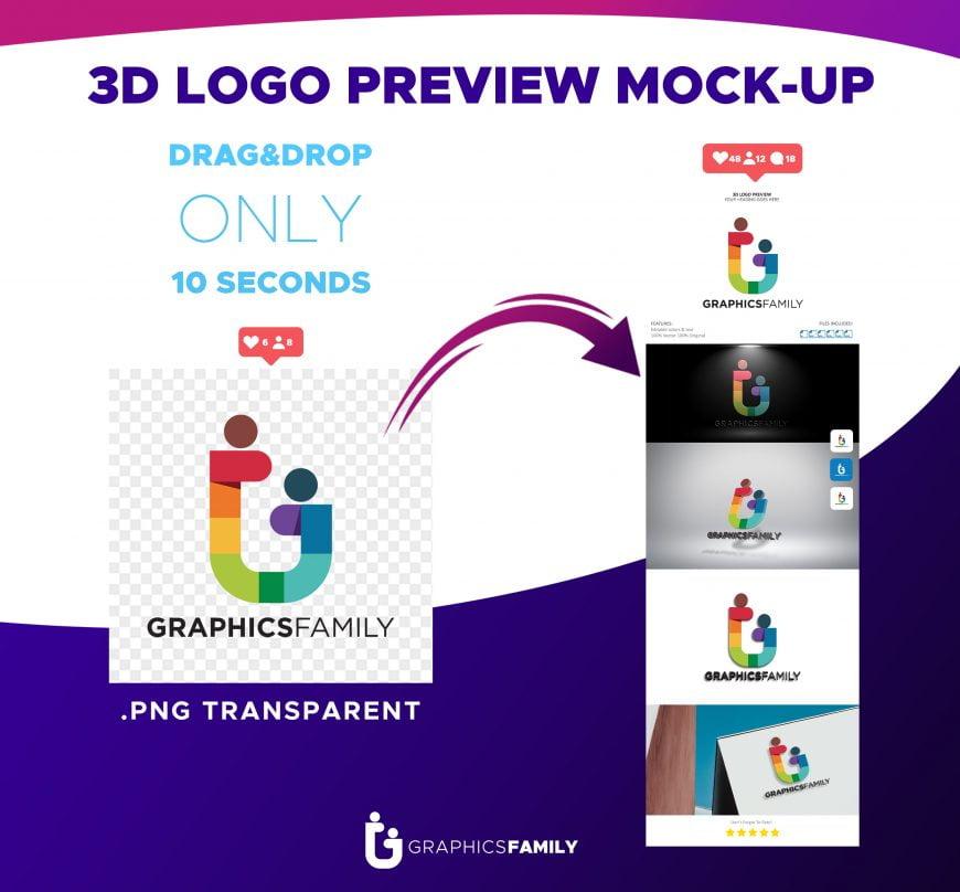3D-Logo-Preview-Mockup