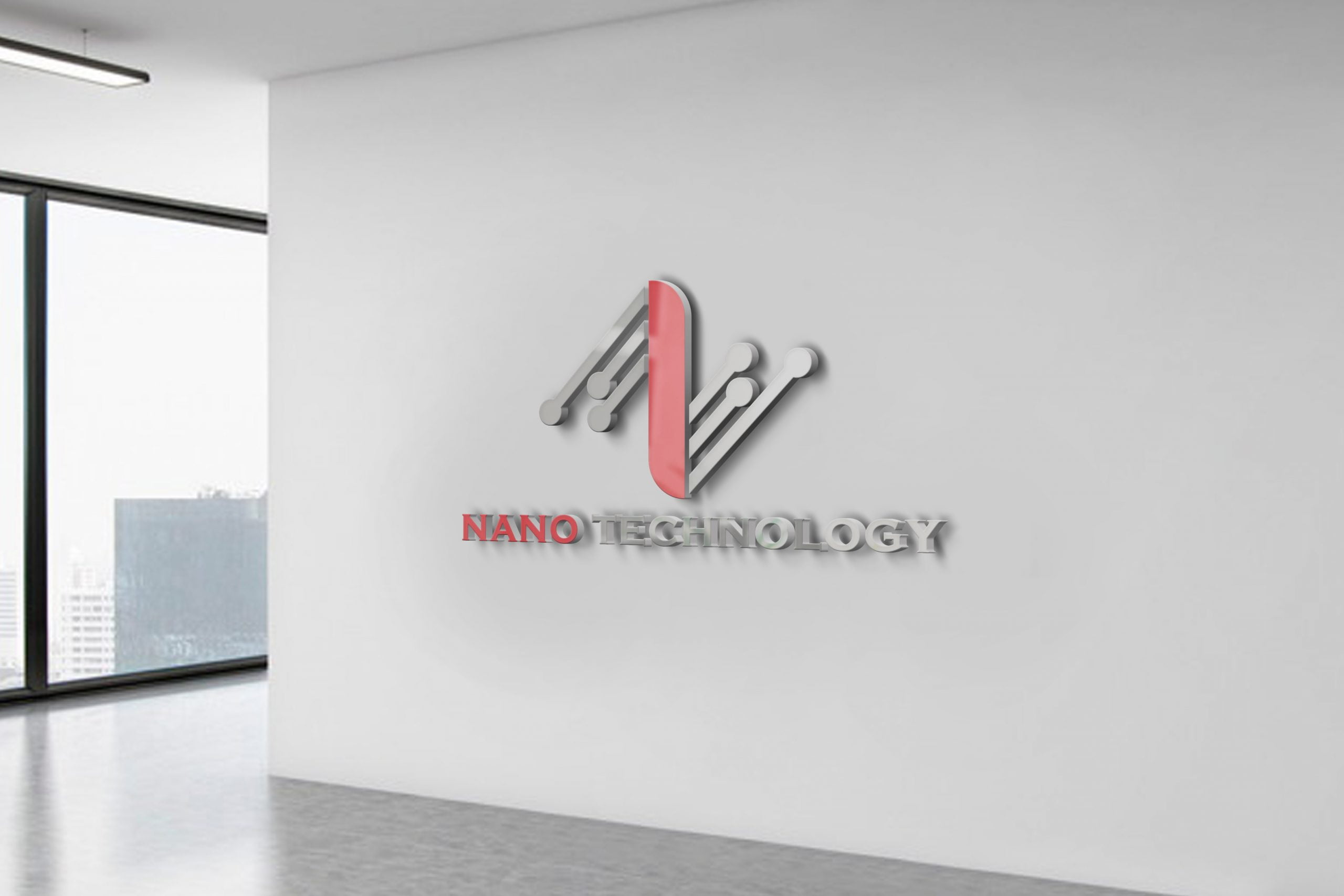 Abstract Technology Logo Design Download