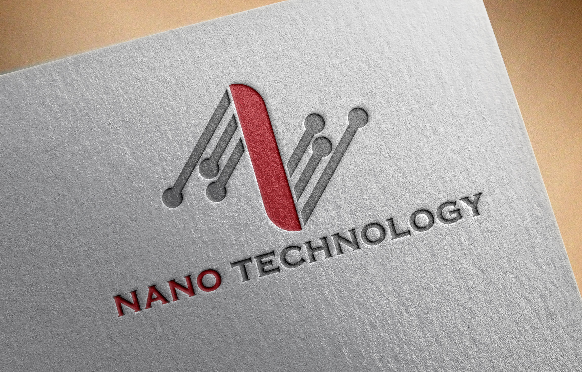 Abstract Technology Logo Design