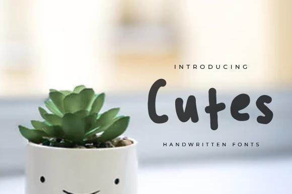 Cutes-Font-Free-Download