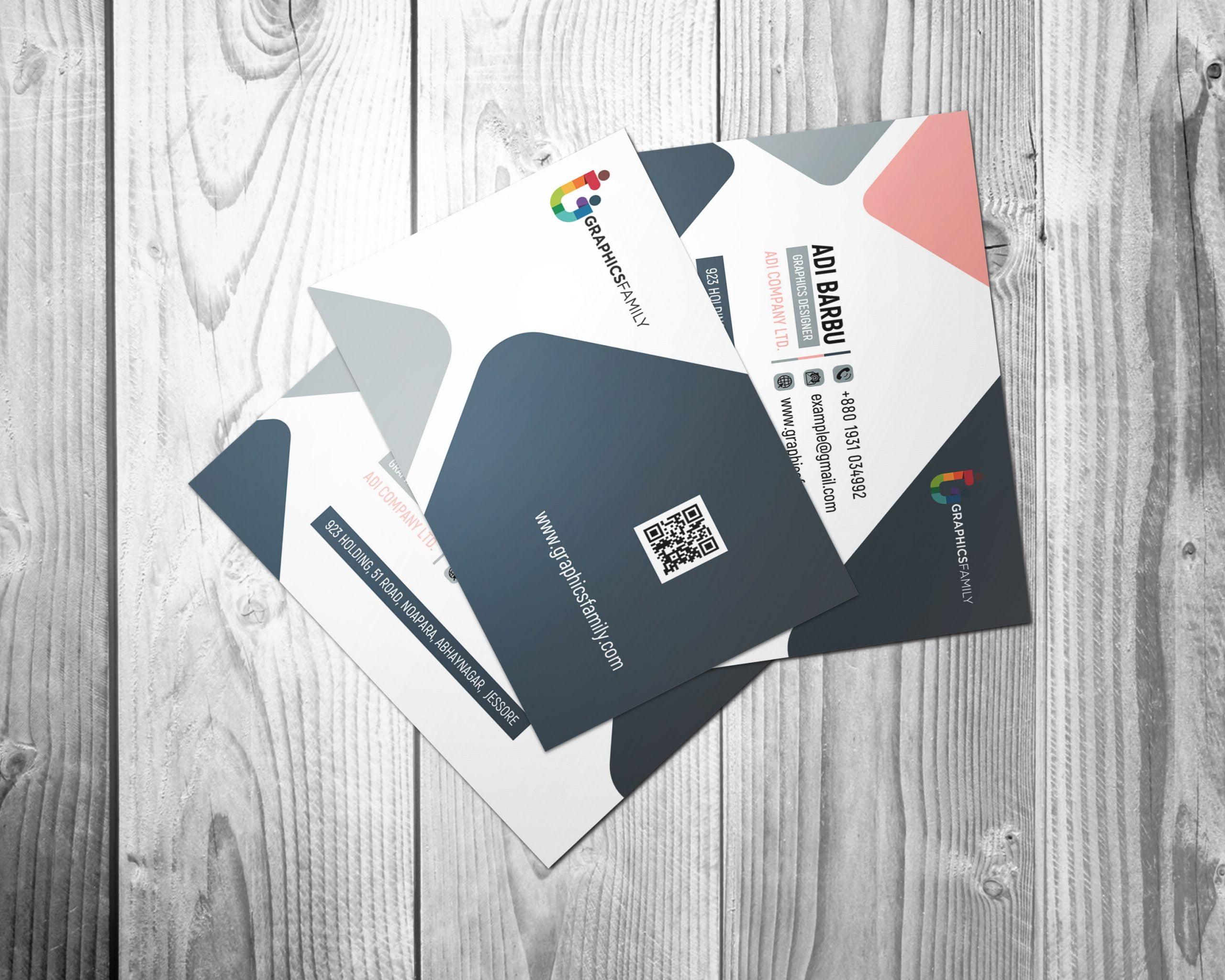Download Minimal Modern Business Card Design
