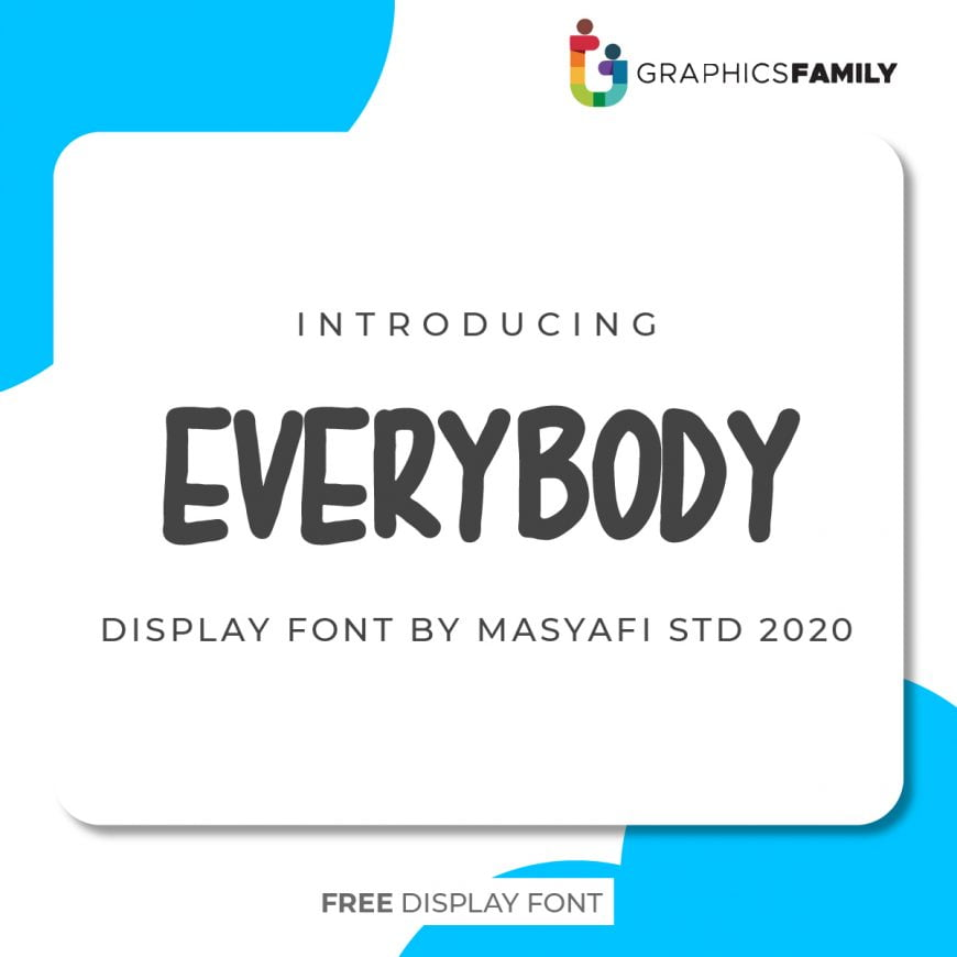 EVERYBODY FONT