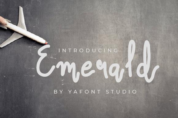 Emerald Font Download