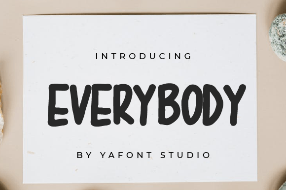 Everybody-Font Download