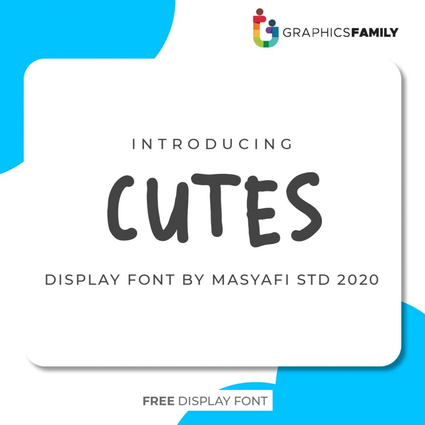 Free CUTES Font