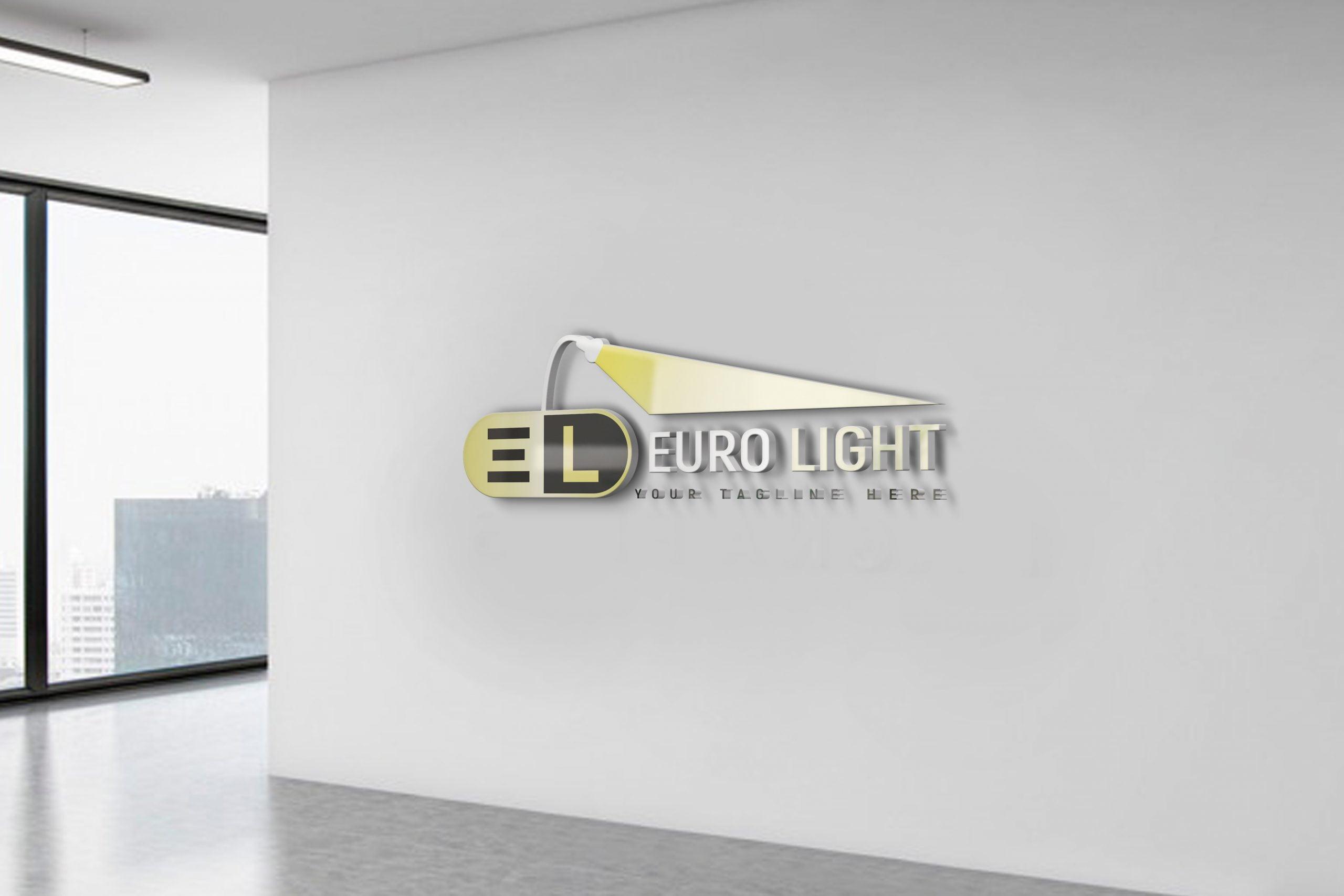 Free Creative Lights Logo Design Download