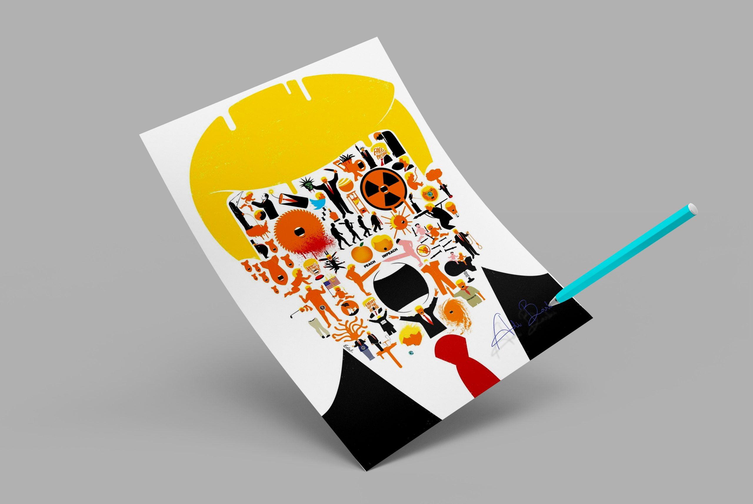 Free-Paper-with-Pen-Letterhead-Mockup-Premium-PSD