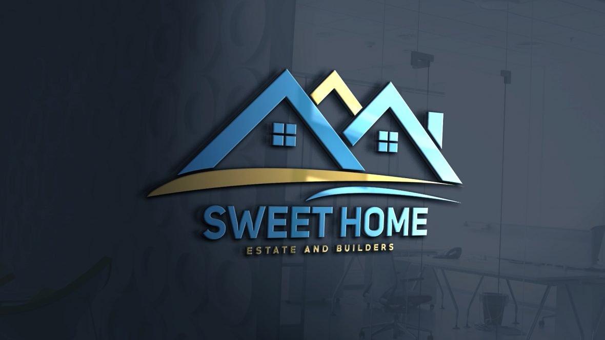 🏨 Free Real Estate Logo Template