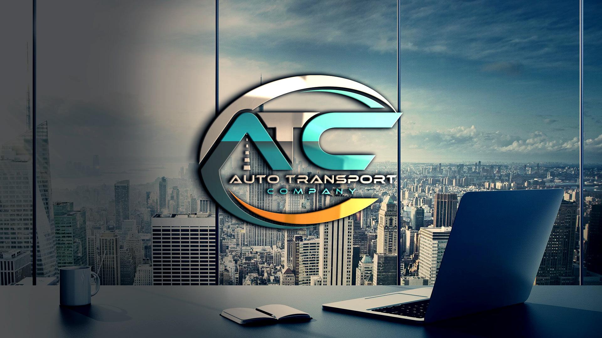 Free Transport Company Logo Design