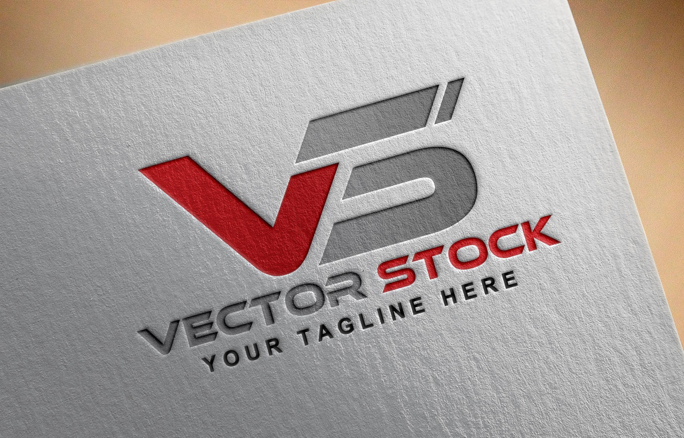Free Vector Stock Logo Design PSD Template