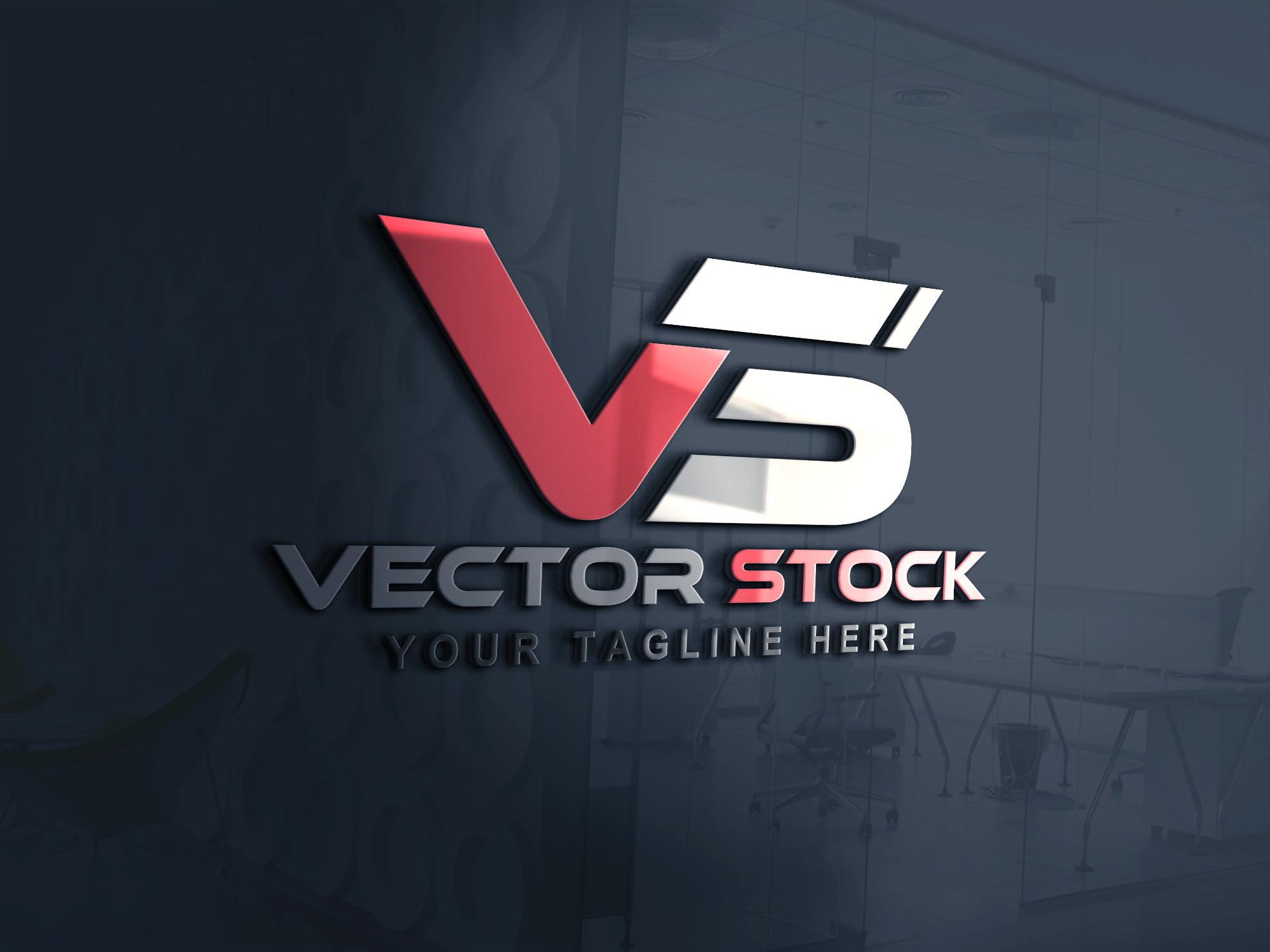 Free Vector Stock Logo Design PSD