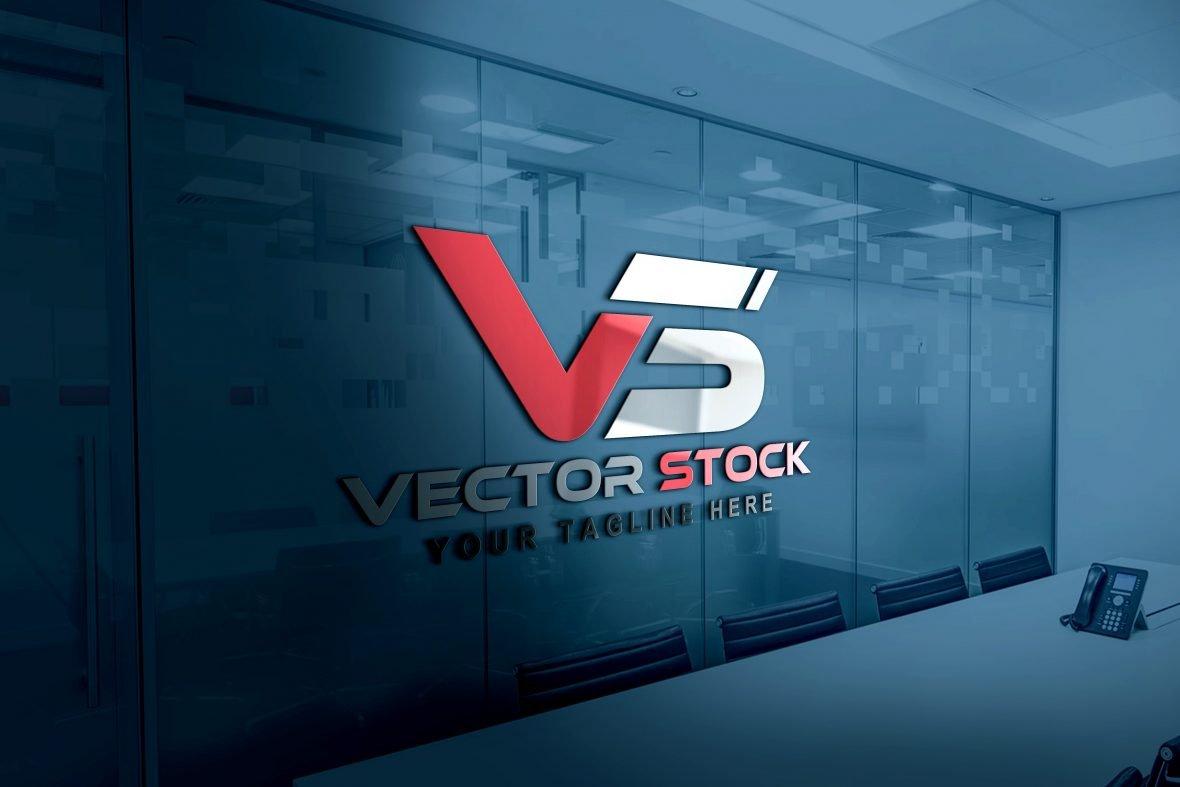 Free Vector Stock Logo Template