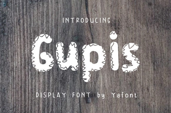 Gupis-Fonts-Free-Download