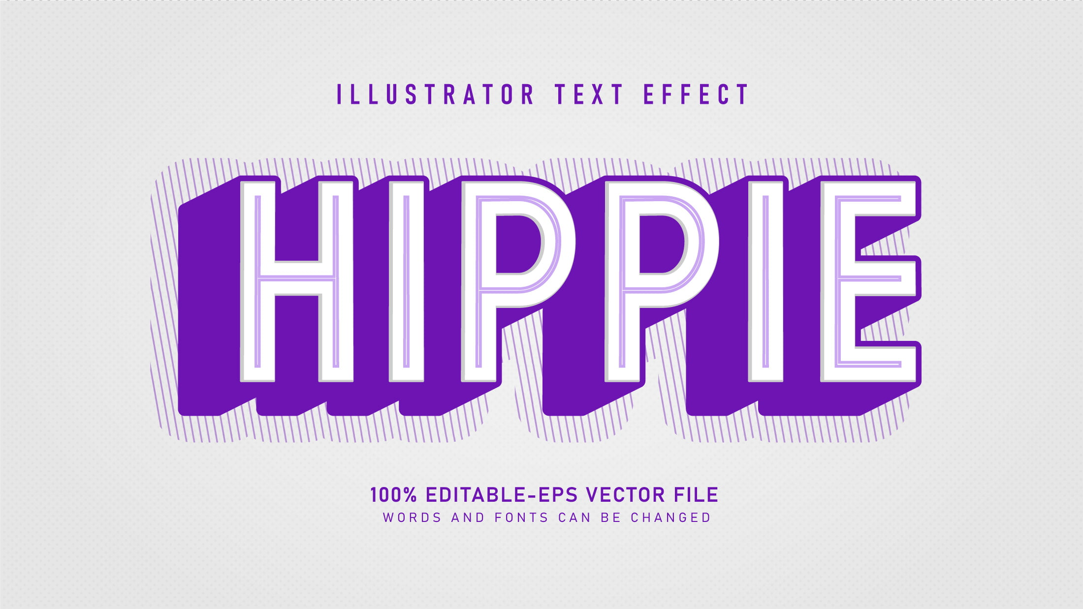 Hippie-Cool-Retro-Text-Effect