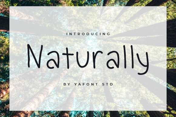 Naturally-Font-Download