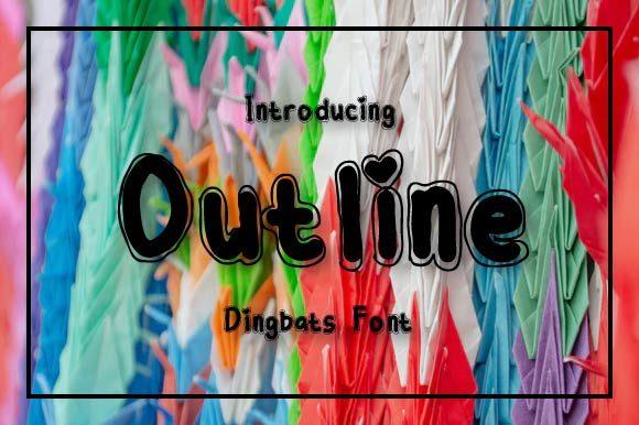 Outline-Font Download