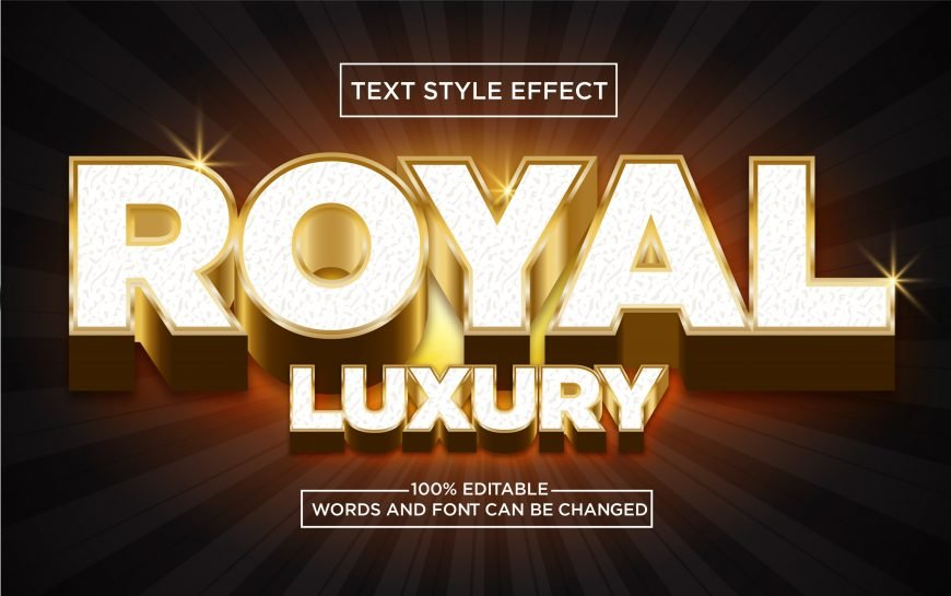 Royal-Luxury-Golden-3D-Text-Style-Effect