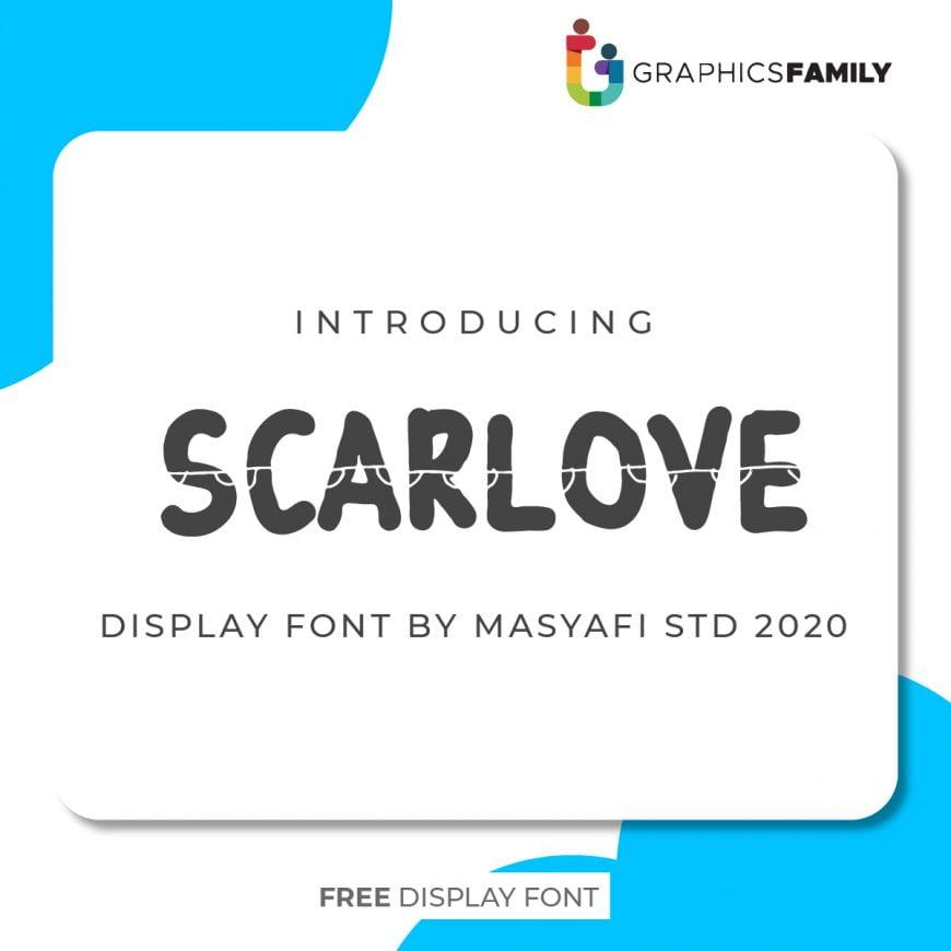 Scarlove Font