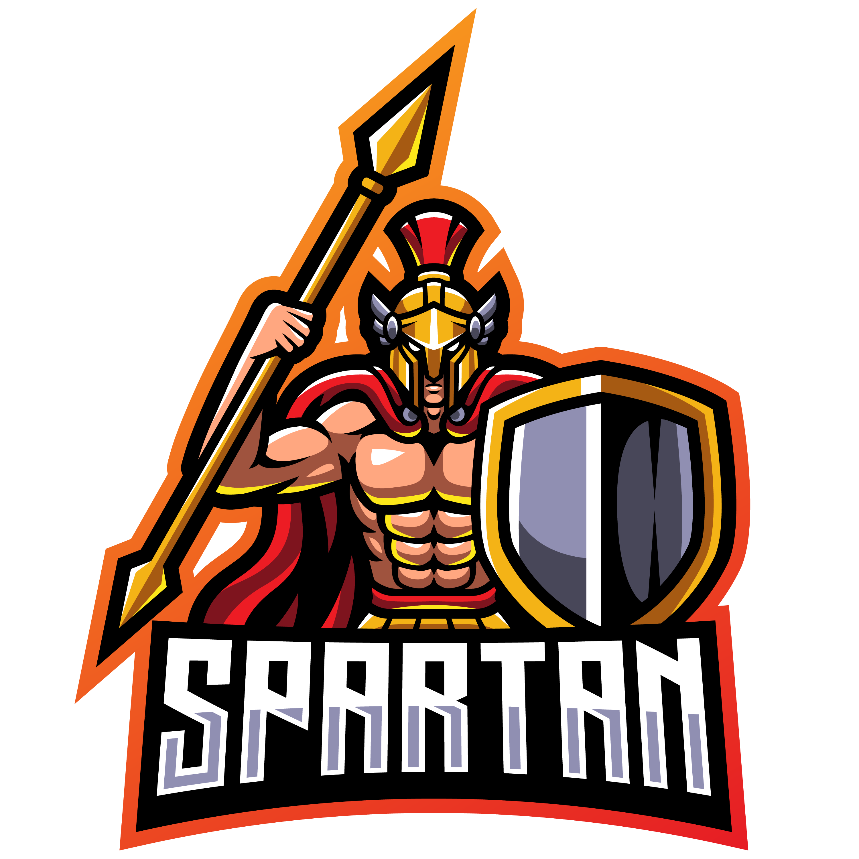 Spartan-Army-Esports-Mascot-Logo-Template-PNG-Transparent