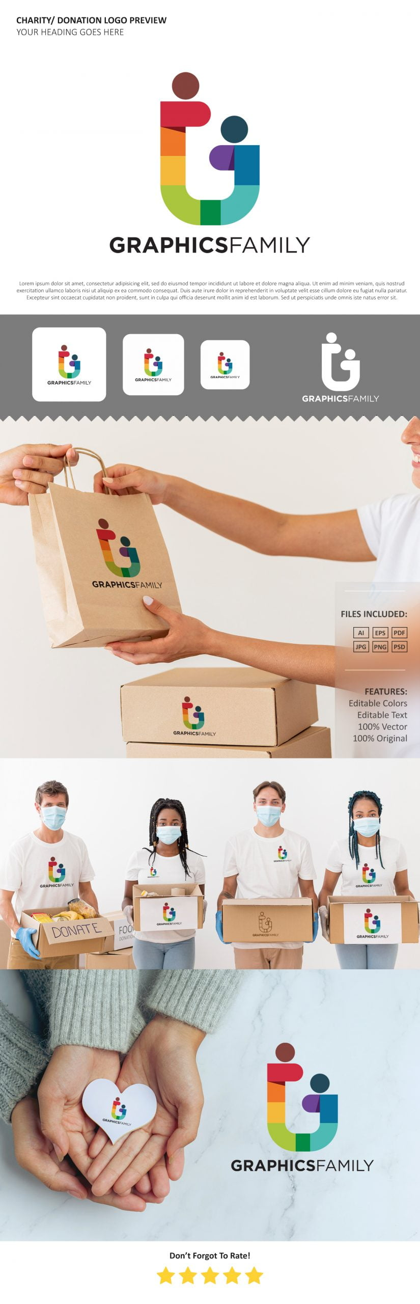 Charity Logo Preview Generator Download