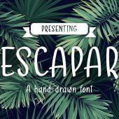 Escapar Font