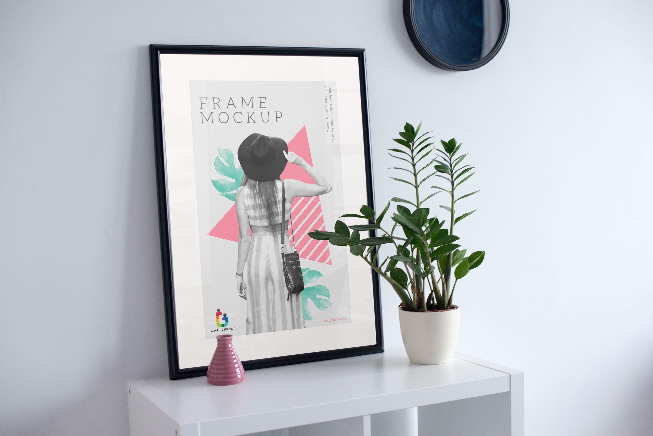 Frame Mockup Vol. 2