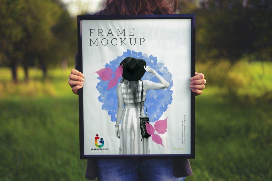 Frame Mockup Vol. 3