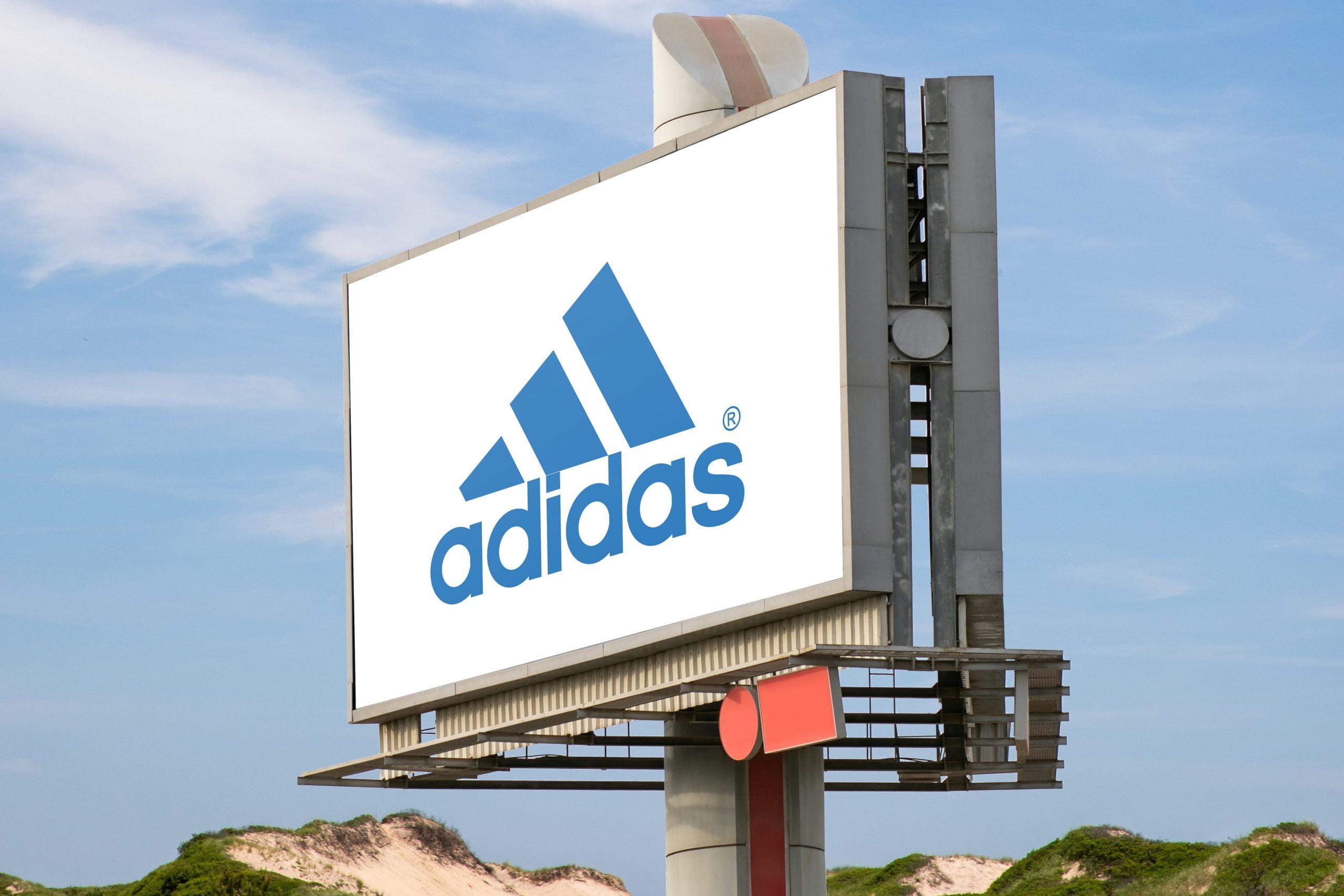 Free Big Outdoor Billboard Mockup