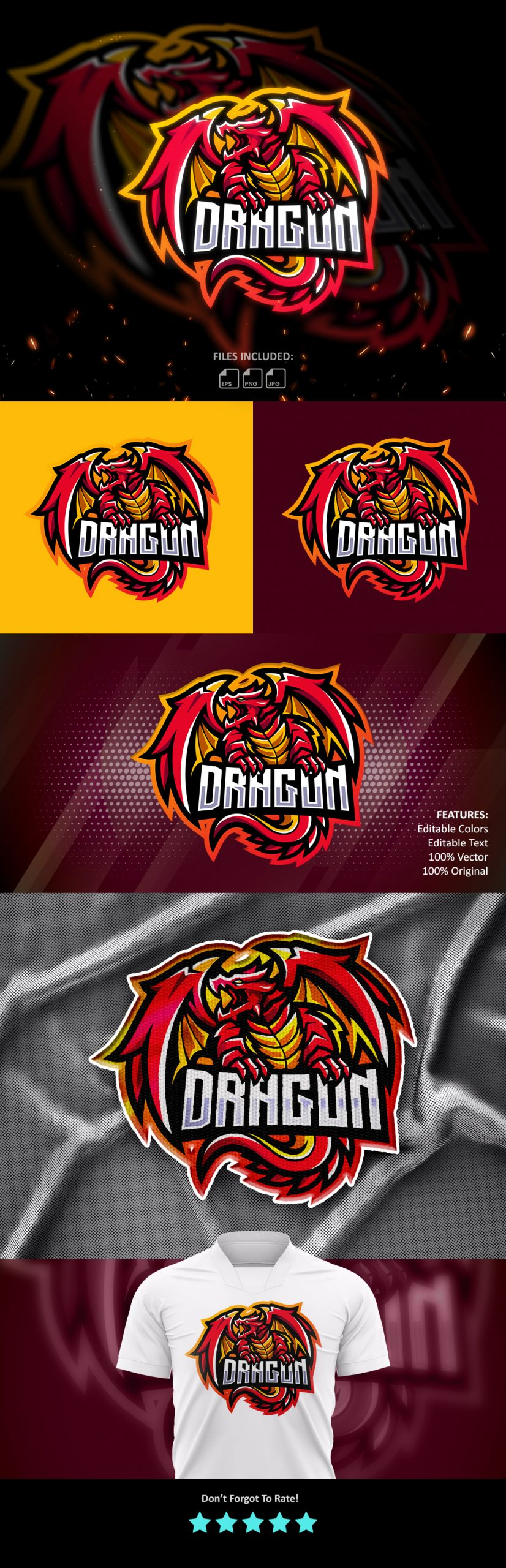 Free-Dragon-Mascot-Logo-Download