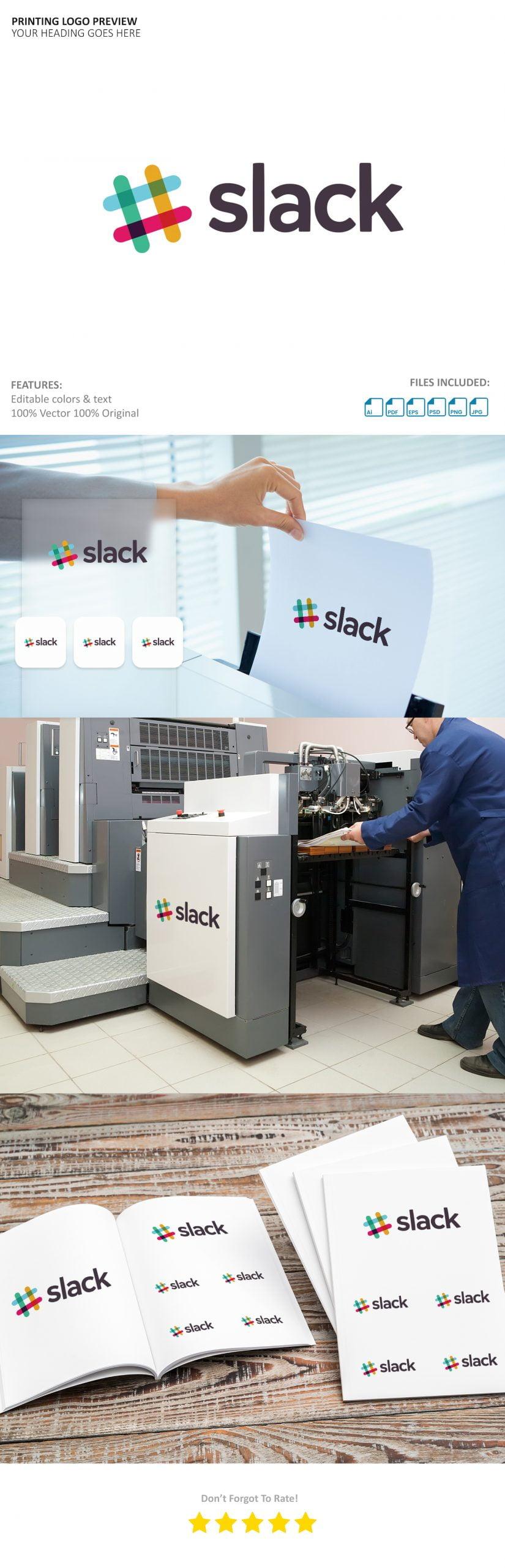 Free Printing Business Logo Preview Generator