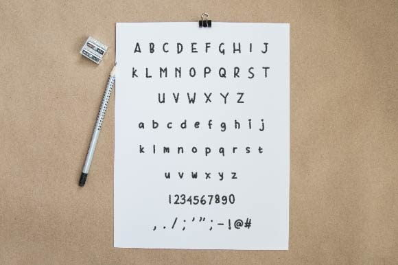 Free Solatip Font