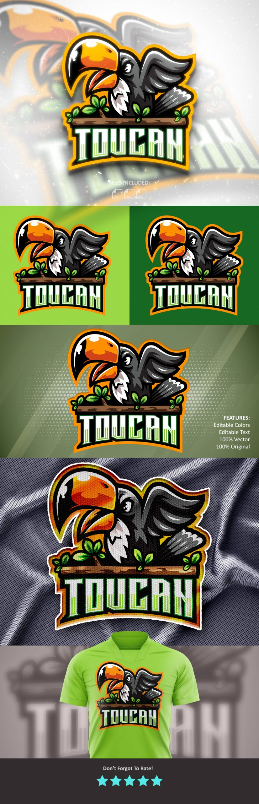 Free-Toucan-Mascot-Logo-Download