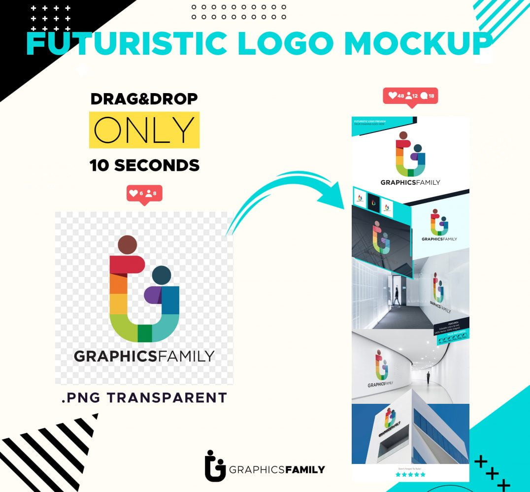 Futuristic-Logo-Mockup-Download