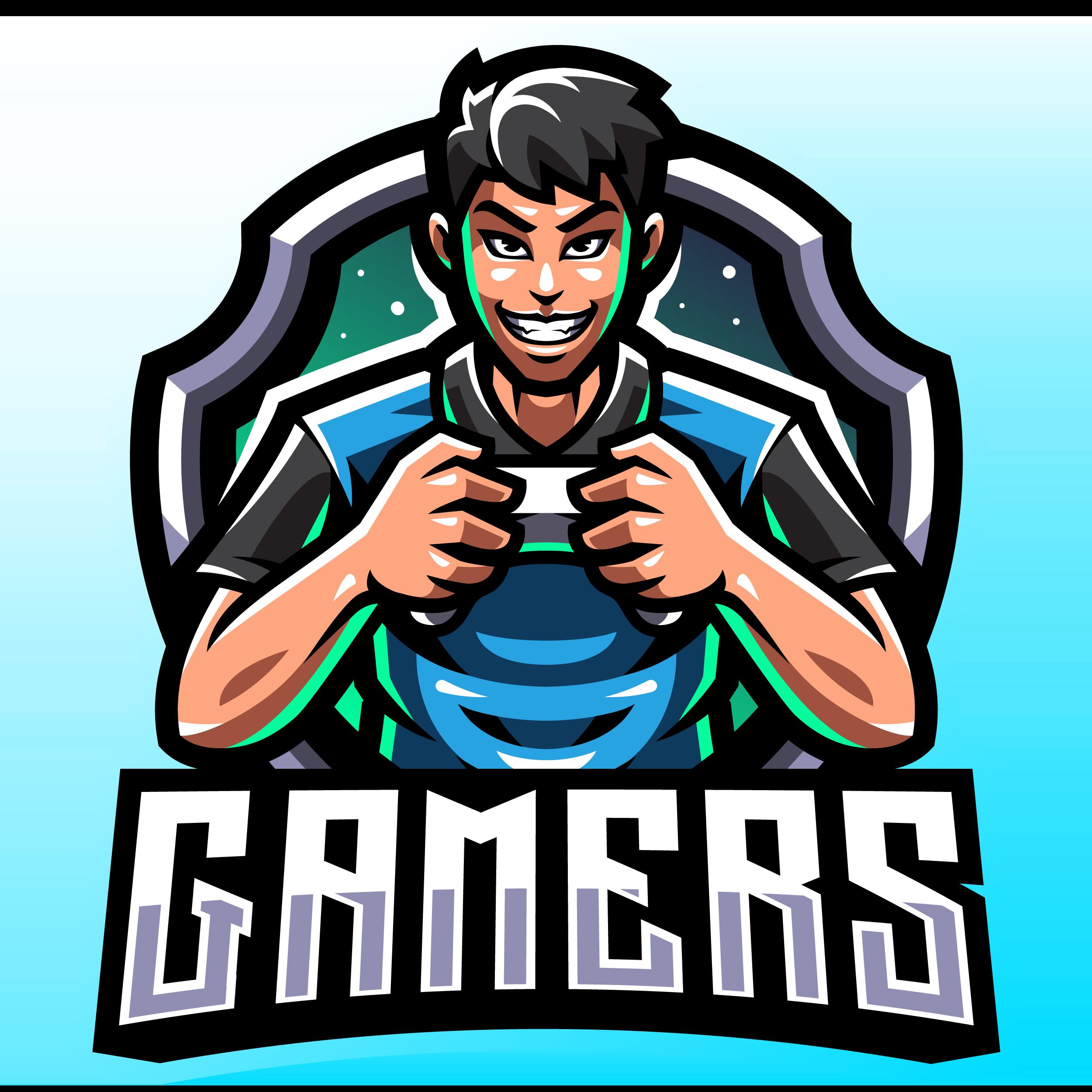 Gamers-Mascot-Logo-PNG-Transparent